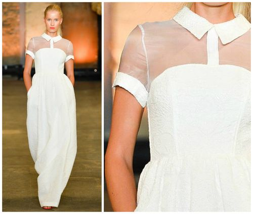 Women designer clothing spring 2014 christian siriano (8)