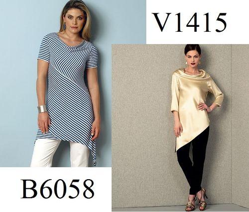V1415 vs B6058
