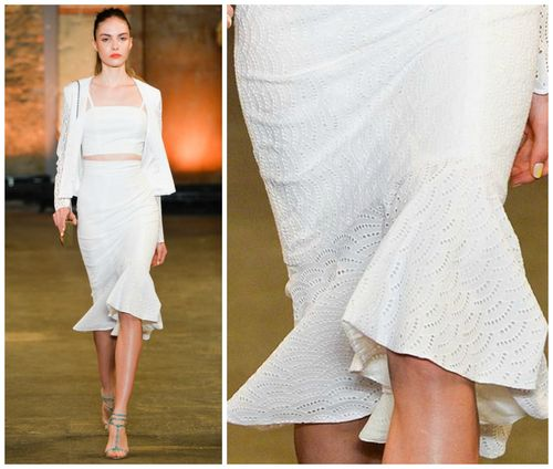 Women designer clothing spring 2014 christian siriano (1)