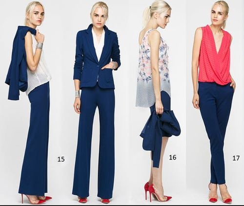 Women designer spring 2014 clothing yoana baraschi (1)