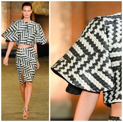 Women designer clothing spring 2014 christian siriano (11)