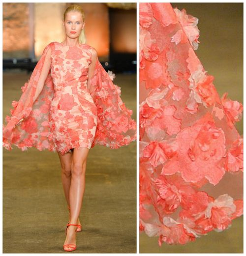Women designer clothing spring 2014 christian siriano (11)